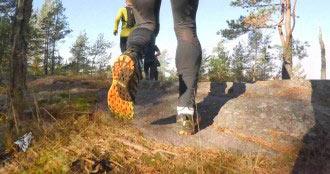 Sipoonkorpi trail & 25 Manna